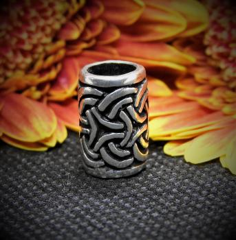 silver bead celtic